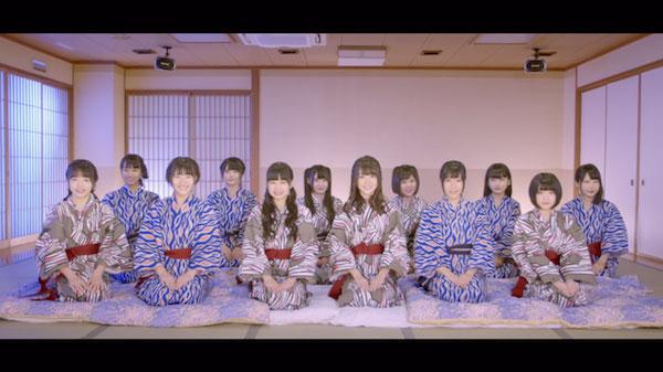 虹のコンキスタドール、浴衣×修学旅行がテーマの最新MVを公開