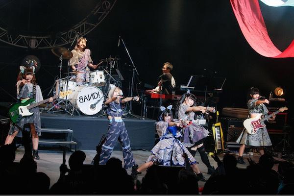 バンドじゃないもん!来年5月4日にNHK大阪ホールでワンマン決定