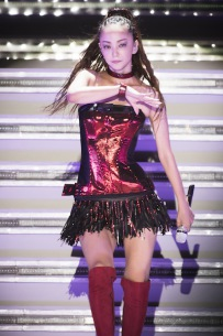 安室奈美恵、ラスト・ドーム・ツアーの追加公演を発表!ソロでの史上最多動員数に