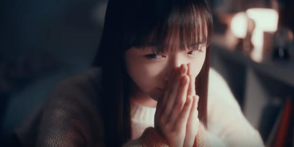 内田珠鈴、初出演CMで異例の再生数を記録