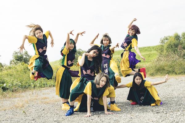 GANG PARADE、ツアー名古屋昼公演追加&新潟でRYUTiSTとの2マン開催