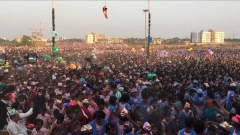 インドのフェス〈PURI ROCK FEST 2018〉出演者決定&代表・宮原 ナチョス 剛メールインタヴュー