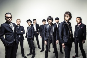 スカパラ&峯田和伸、コラボ・シングル「ちえのわ」発売決定