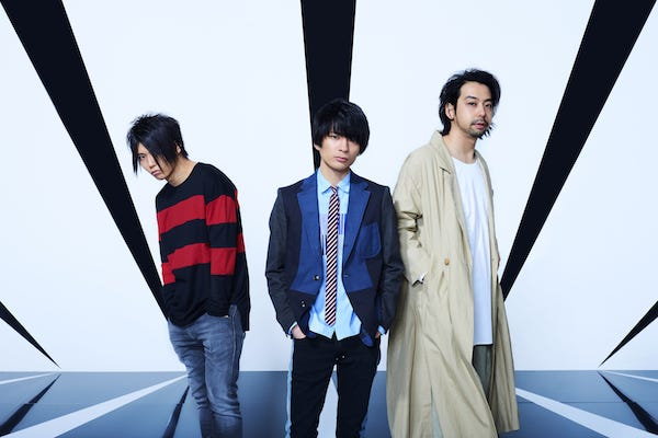 UNISON SQUARE GARDEN、約1年半ぶりアルバム『MODE MOOD MODE』発売決定