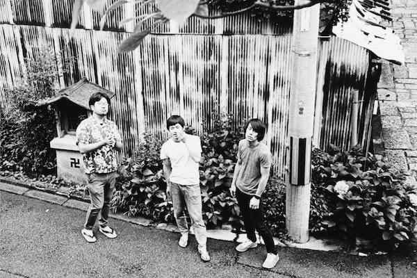 台風クラブ、1stアルバムのリリパにDJ小西康陽&キングジョー出演決定