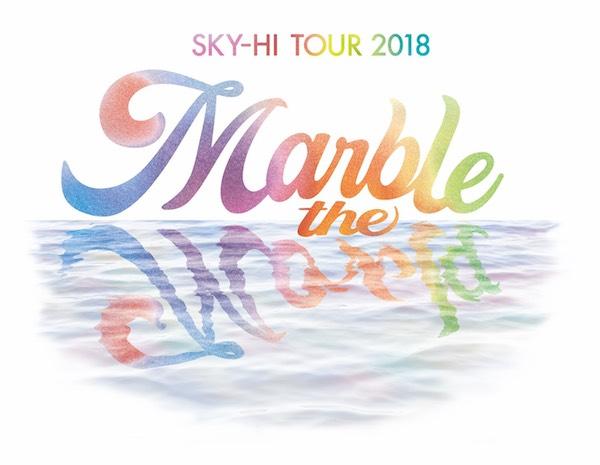 SKY-HI、12月の豊洲PIT公演から「Marble」のライヴ映像を公開