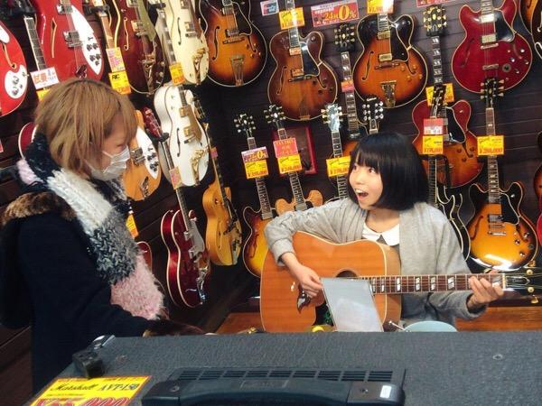里咲りさ×大森靖子、新宿LOFTで待望の2マン決定「社長、でかいことやりましょう!」