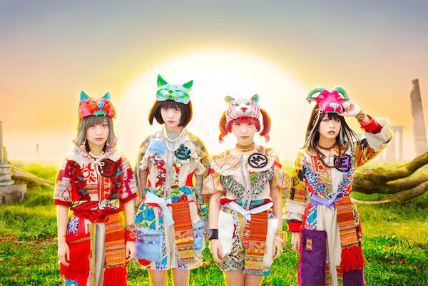 sora tob sakana主催〈天体の音楽会〉にゆるめるモ!出演決定 全アーティスト出揃う