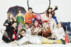 □□□(クチロロ)、12人編成での活動を宣言 4年半振りとなる東京での単独公演開催