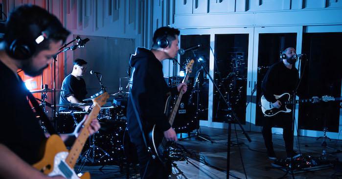 Joy Opposites、Red Bull Music Studios Tokyoで行ったスタジオ・ライヴ映像公開&音源配信開始