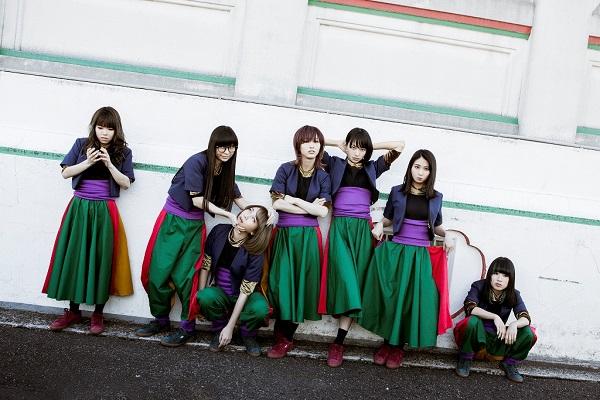 GANG PARADE、アヤプリ含むラストシングル「BREAKING THE ROAD」MV公開