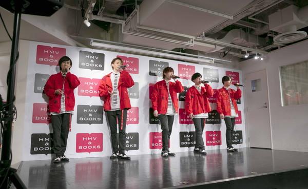 CUBERS、4thシングルをリリース&渋谷で初ホール・ワンマン決定