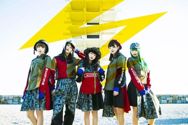 EMPiRE、渋谷を舞台にした新作MV公開!! オムツ姿のオシリ星人&先輩BiSHもカメオ出演