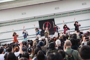「BiSの曲は、呪いではなく、魔法でした!」ーーBiS 7人体制最後のフリーライヴを3000人の中敢行