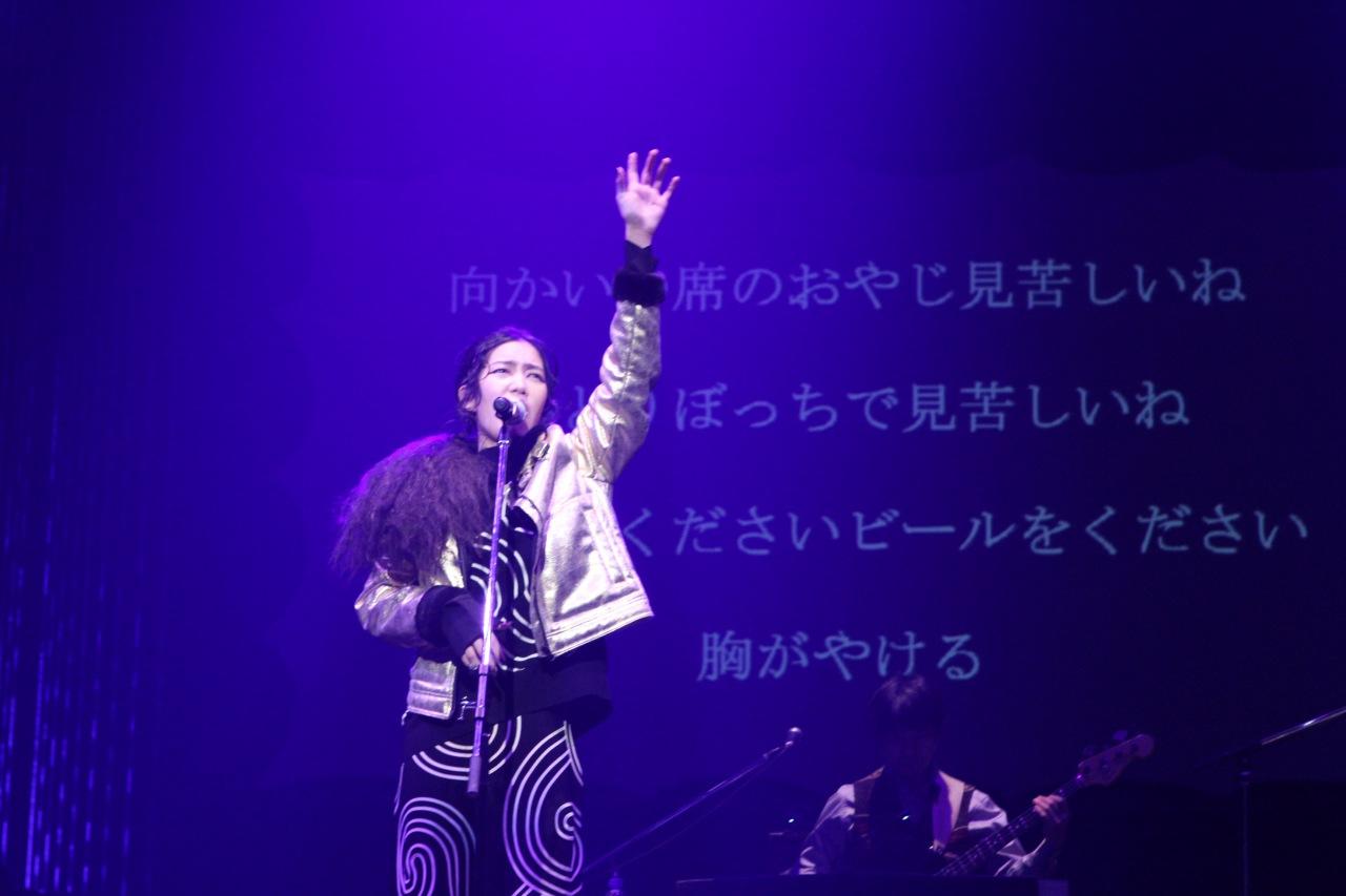 濃厚な感動に包まれたひなまつりの武道館 中島みゆきリスペクトライブ2018「歌縁」