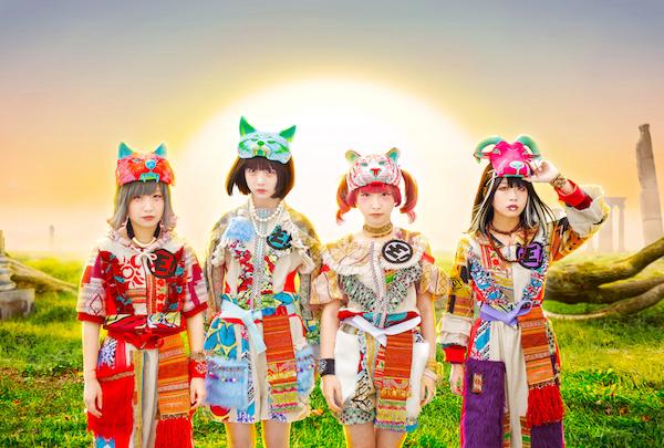 ゆるめるモ!、1月に行われたツアー・ファイナルの模様が本日よりOTOTOY独占ハイレゾ配信スタート!!