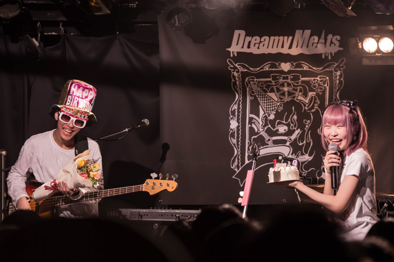 Dreamy Melts主催イベントで4月20日に初音源リリースを発表