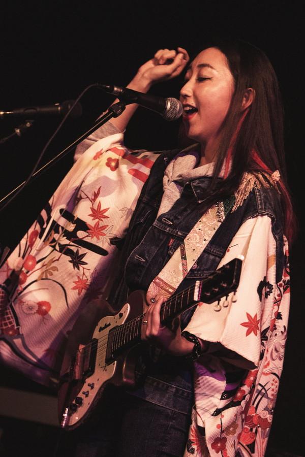 "Rie fu、4年振りのシングル「TOKYO」リリース 来日ツアー""At Rie Tour""を4月に東名阪で開催"