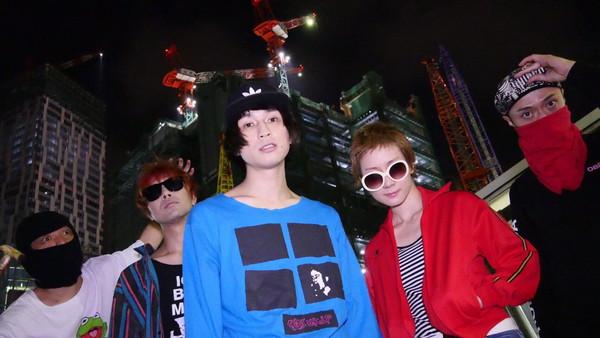 ニトロデイ、自主企画「ヤングマシン」をBALLOND'OR、SUPER SHANGHAI BANDら招き開催
