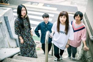 きのこ帝国、9月に結成10周年を締めくくる東阪ワンマンとニュー・アルバム!!