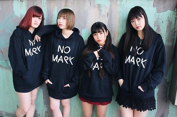 新星アイドルグループ「NO MARK」始動 アーティスト写真&お披露目ライヴ決定
