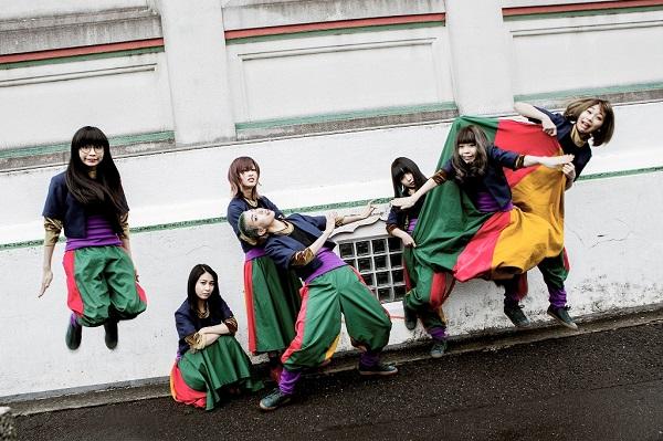 """GANG PARADE,5月29日发行了单曲""""GANG 2"""",单张""""GANG 2""""Teaser视频发行的My Navi BLITZ赤坂演奏首张限量版DVD"""