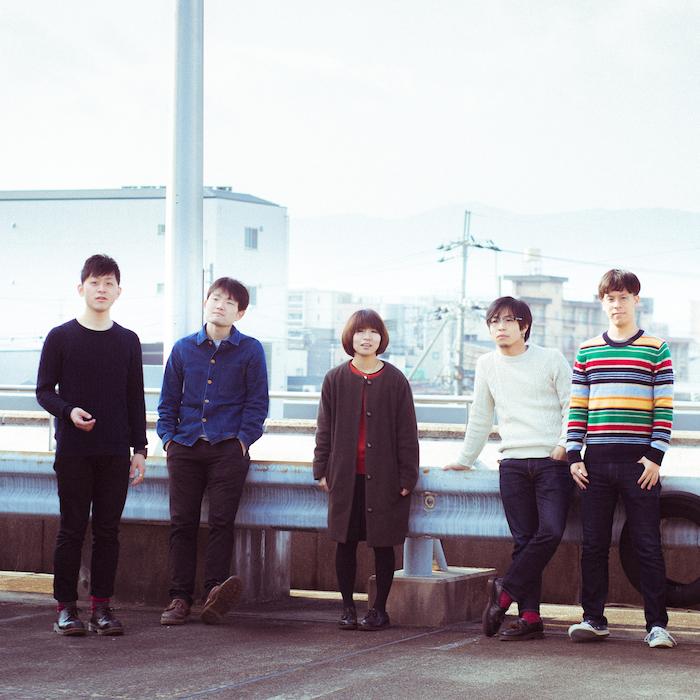 京都発5人組インディ・ポップ・バンド、Kailiosが1stアルバム『Alternate Location』発売
