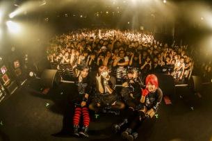 LADYBABY、新体制でのツアー終了!4人編成でのシングル「ホシノナイソラ」を初披露