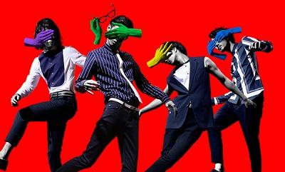 BRADIO『YES』リリースツアー2マン、過去に対バン経験ありのブチ上げ必至の3組が決定!