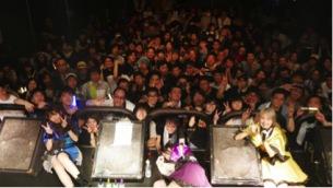 ラストクエスチョン、約3年ぶり新アルバム発売決定!満員のワンマンで発表