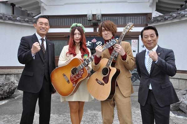 GLIM SPANKY、テレビ朝日系ドラマ『警視庁・捜査一課長 season3』第6話に出演決定