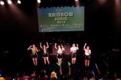 たこやきレインボー、DJ KOO&なにわンダーたこ虹バンドも参加する夏の東西野音2DAYS決定!!