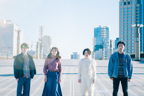 阿佐ヶ谷ロマンティクス、最新アルバムから「君の待つ方へ」MV公開