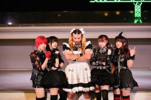 LADYBABY、リリイベに初期メンバー・レディビアード登場!MVへの参加も決定