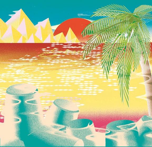 バレーボウイズ、夏をつめ込んだ新作アルバムリリース&初のワンマンツアー決定