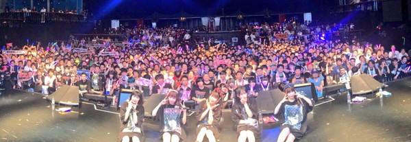 まねきケチャ、8月25日(土)に日比谷野外大音楽堂ライヴ「夏の野音deまねきケチャ」開催