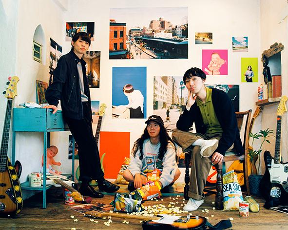 Helsinki Lambda Club 1st配信シングル「PIZZASHAKE」MV&ジャケ写公開