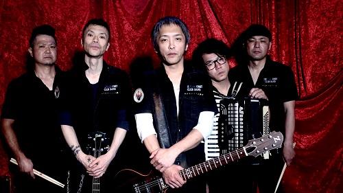 高野哲(ZIGZO)や小林勝(ザ・クロマニヨンズ)在籍のTHE BLACK COMET CLUB BAND、アルバムを緊急配信!