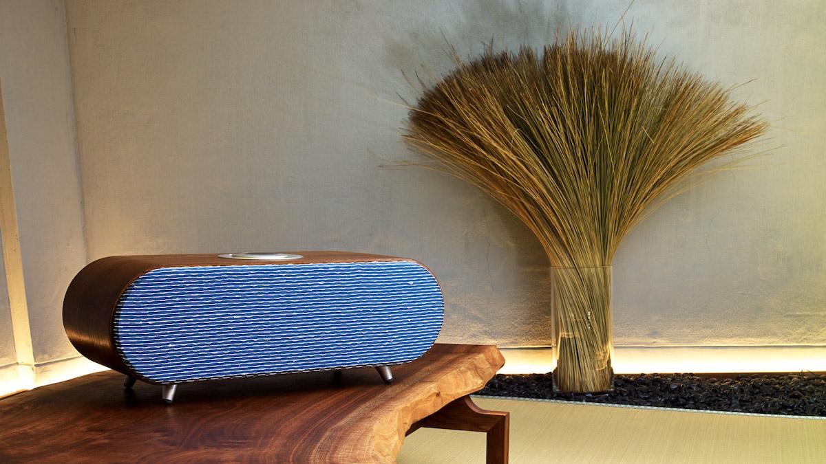 テーマは「木」と「布」。 ティアック株式会社より、ハイレゾ対応ネットワークオーディオシステム『WS-A70』が発売