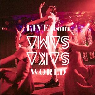 SAKA-SAMA、ライヴ・アルバム『ライブ・フロム SAKA-SAMA ワールド』発売開始 OTOTOYからはハイレゾ配信中