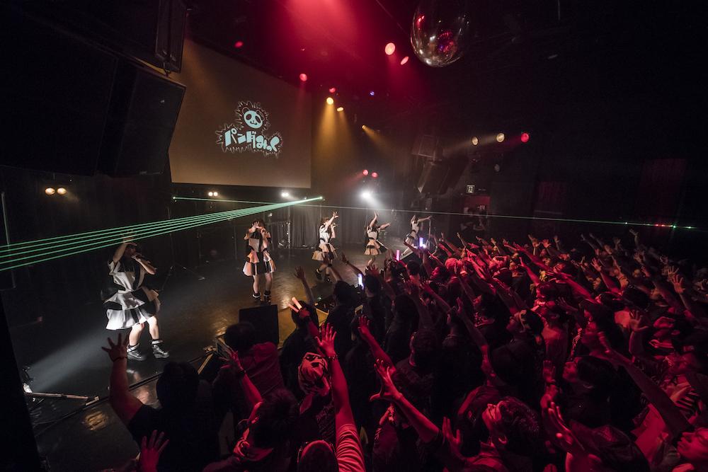 パンダみっく、2周年ワンマンで2ndシングルのリリースを発表