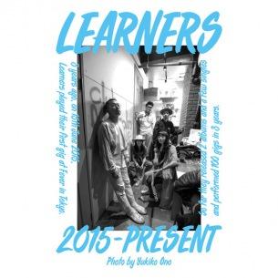 LEARNERS、活動3年が詰まった写真展をkit galleryで開催