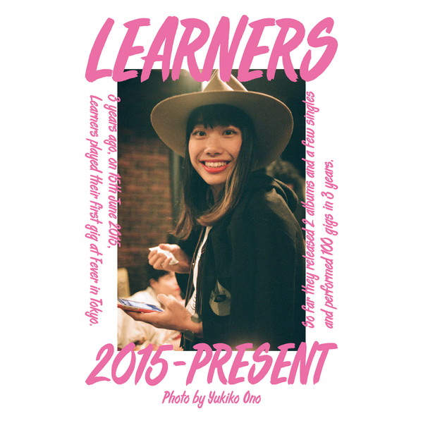 LEARNERS、活動3年が詰まった写真展をkit galleryで開催