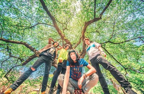 Wienners、バンドの個性とエネルギーをムンムン感じる『TEN』ダイジェスト解禁!