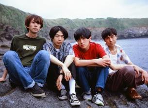 ミツメが海を題材にしたセンチメンタルな新曲「セダン」を8月1日(水)にリリース!