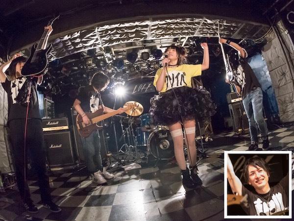 絵恋ちゃんと楽器、結成3周年ワンマン〈絵恋ちゃんと楽器の発表会〉を下北沢ERAで開催