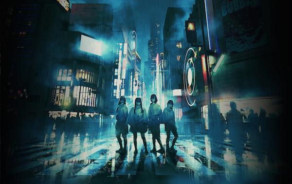 ヤナミュー、結成2周年公演直前に新MV「ルーブルの空」公開