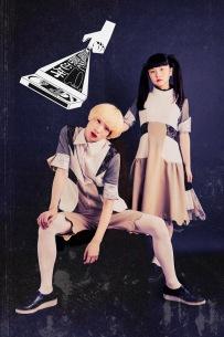 電影と少年CQ『異次元旅行のサウンドトラック』より「タイムトラベル(モンキー)ビジネス」PV公開