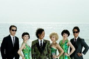 JINTANA & EMERALDS、2年ぶり7インチ「Summer Begins」リリース決定