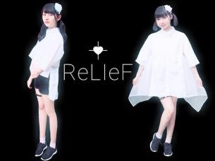 元Stereo Tokyo西園寺未彩&岸森ちはなが新ユニット「ReLIeF」結成!〈ギュウ農フェス〉に出演決定